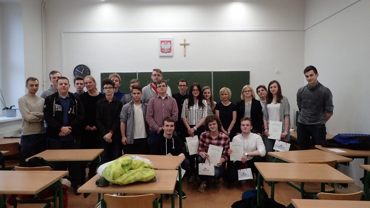 IX edycja konkursu Matematyczne Potyczki Szkół Technikalnych