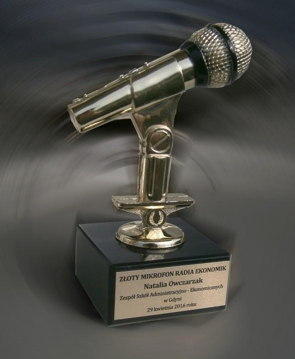 Złoty Mikrofon Radia Ekonomik