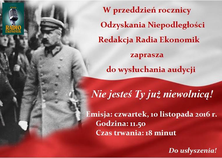 Radio Ekonomik zaprasza!