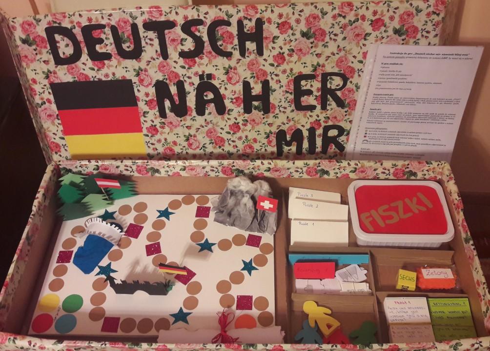 Konkurs z języka niemieckiego